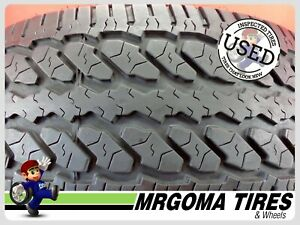 1 Mastercraft Courser Str 265 65 17 Used Tire 7 3 32 Rmng No Patch 112s 2656517
