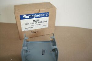 Westinghouse Ms2bn Nema 1 Box
