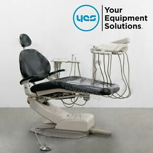 Adec 1021 dental Exam Operatory Chair W Delivery Unit Assistance Package