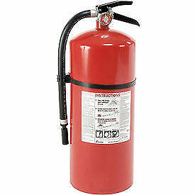 Kidde Fire Extinguisher Dry Chemical 20 Lb