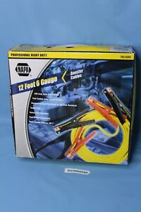 Napa Jumper Cables 12 6 Gauge Booster 782 5254 Heavy Duty Automotive Supply