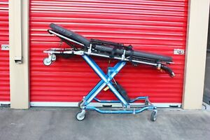 2011 Ferno Powerflexx Cot Electric Ambulance Stretcher Stryker Power Pro Xt Emt