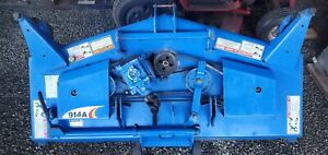 New Holland 914a 60 Mulching Belly Mower Deck Complete