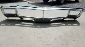 Buick Riviera Front Bumper 1968 1969