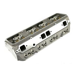 Speedmaster Pce281 1245 Cnc Aluminum Cylinder Head Small Block Chevy 350