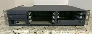 Nec Chs2u us 6 Slot Expansion Chassis With 1 Port Pz bs11 Sv8100 Warranty