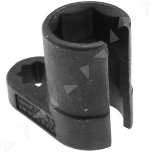 New Black Oxygen Sensor Wrench 1 2 Offset Removal Flare Nut Socket Tool