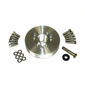 The Blower Shop 4220 Accessory Pulley Big Block Chevy 2v