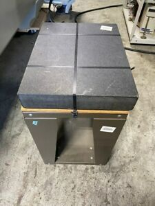 Granite Surface Plate W stand 18x24