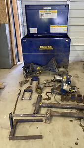 Current Tools Model 88 8800 Wire Cable Puller Tugger Package Greenlee Sheave
