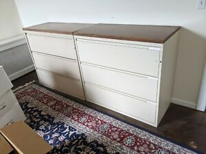 Lateral File Cabinet Top Brand Herman Miller
