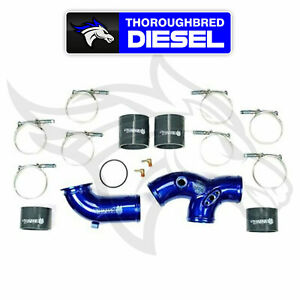 Sinister Diesel Intake Elbow W Boot Kit For 1999 5 2003 Ford Powerstroke 7 3l