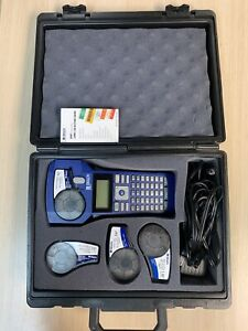 Brady Bmp21 Label Printer In Hard Case