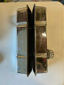 Sbc Small Block Chevy Chrome Valve Covers Good Used