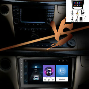9 Android 10 1 Radio Stereo Gps For Mercedes W211 E Class W219 Cls W463 W209