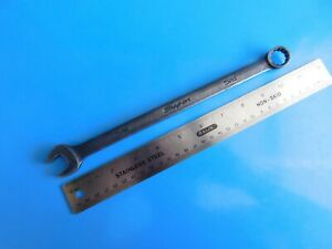 Used Snap On 5 8 In Industrial Finish Extra Long Wrench Part Goexl20b