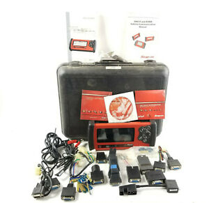 Snap On Eesc310a Solus Automotive Scanner