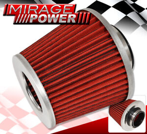 For Eagle 3 0 Air Filter 75mm Piping Pipe Short Ram Cleaner Intake New Polished