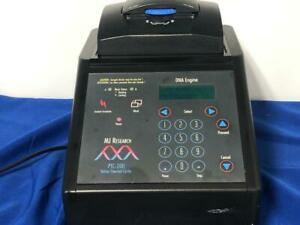 Mj Research Ptc 200 Pelteir Thermal Cycler Dna Engine Check Video