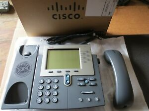 New Cisco 7962g Business Ip Phone Cp 7962g