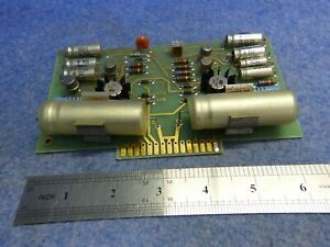 Hp 00333 66501 Board For Hp 334a Distortion Analyzer