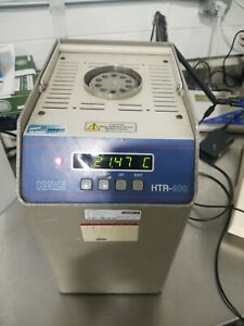 Ge Kaye Instruments Htr 400 Temperature Bath 30c To 400c Dry Well Amphenol