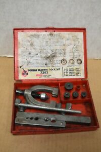 Old Forge 7203 Double Flaring Tool Kit