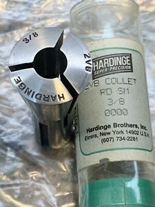 2vb Collet Bridgeport Mill M H C Head Reed Prentiss 2v 3 8 H168
