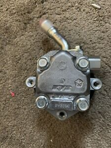 2012 2018 Jeep Wrangler Jk Power Steering Pump With Pulley Oem Mopar 5154400ac