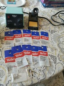 Weller Wes51 New Sponge And Few New Tips And Head