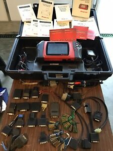 Snap On Modis Eems300 Automotive Diagnostic Tool Scanner Eems 300 Snap On