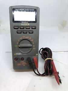 Blue Point Digital Multi meter Automotive Eedm504c