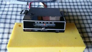 Vintage Jc Penny Kraco Radio Fm Converter Used In Good Condition Works