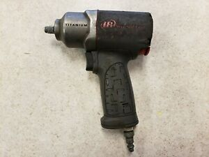 Ingersoll Rand Air Impact Wrench Titanium Free Shipping