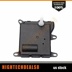 Set 1 Hvac Heater Air Blend Door Actuator For Ford F250 F350 F450 Super Duty Us