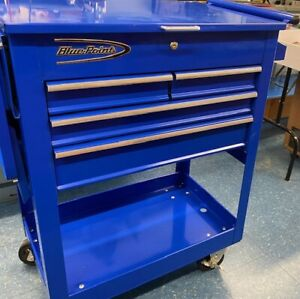 Blue point Roll Tool Cart 4 Drawers Flip Top Local Pickup Only