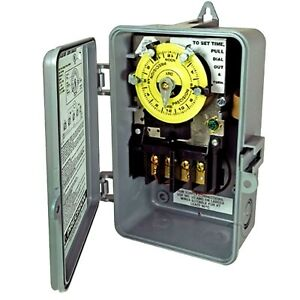 Precision Cd102 Mechanical General Purpose Timer Switch