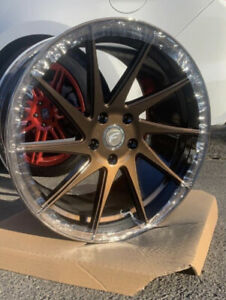 Forgestar F10d Deep Concave Forged Wheels