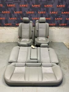 2006 Cadillac Cts V Cts V Oem Grey Leather Front Rear Seats Fantastic Shape