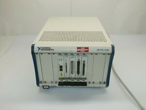 National Instruments Ni Pxi 1042 Mainframe W Pxi 8335 6220 2530 2566 4351