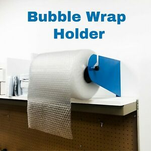Bubble Wrap Holder Dispenser Fits Up To 24 Diameter Mountable Packaging Station