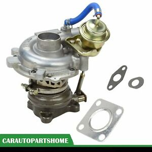Turbo Charger Rhf5 For Mazda B2500 Mpv Ford Ranger Double Cab 2 5l Wl84 Wl85c