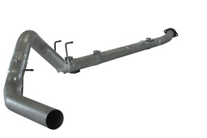 Flopro 853nb 4 Exhaust Downpipe Back No Muffler 11 19 Ford Powerstroke 6 7