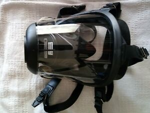 New Honeywell North Ru65001l Full Face Respirator Size Large