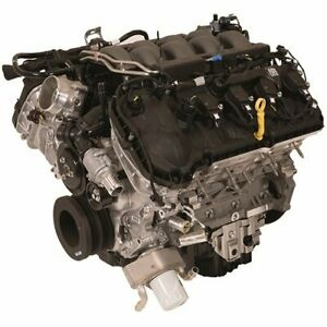 Ford Performance M 6007 M50c Coyote 5 0l Gen Iii Crate Engine 2018 2019 Ford Mus