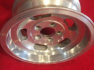 Appliance Aluminum Slot Mag Vintage Wheel New Old Stock Hot Rat Rod Gasser