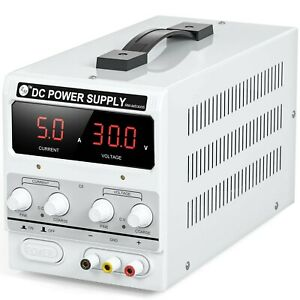 Romech 30v 5a Dc Power Supply Variable Adjustable Switching Dc Regulated