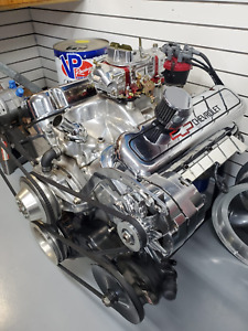 Chevy 427 Zl1 All Aluminum Engine