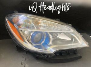 2013 2014 2015 2016 Buick Encore Headlight Passenger Right Rh Oem
