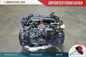 04 06 Subaru Legacy 2 0l Dual Avcs Turbo Engine Jdm Ej20x Replace Ej25